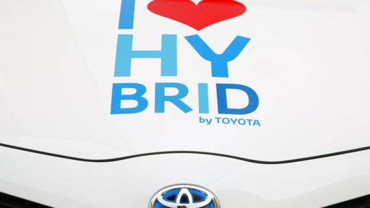 auto ibride: vari tipi